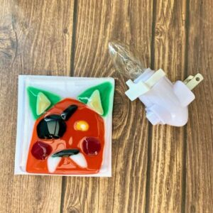Glass Fused Night Light Kit