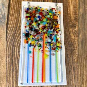 Glass Fused Suncatcher Kit